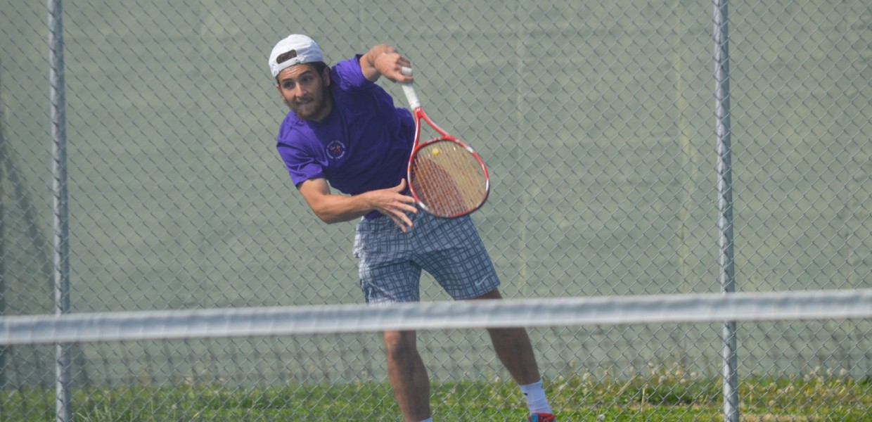 Photo for Tennis Teams Finish Season Just Outside Top 25