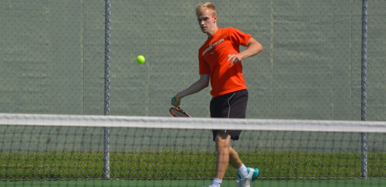 Photo for Tennis Teams Fall to William Woods in Tournament Finals