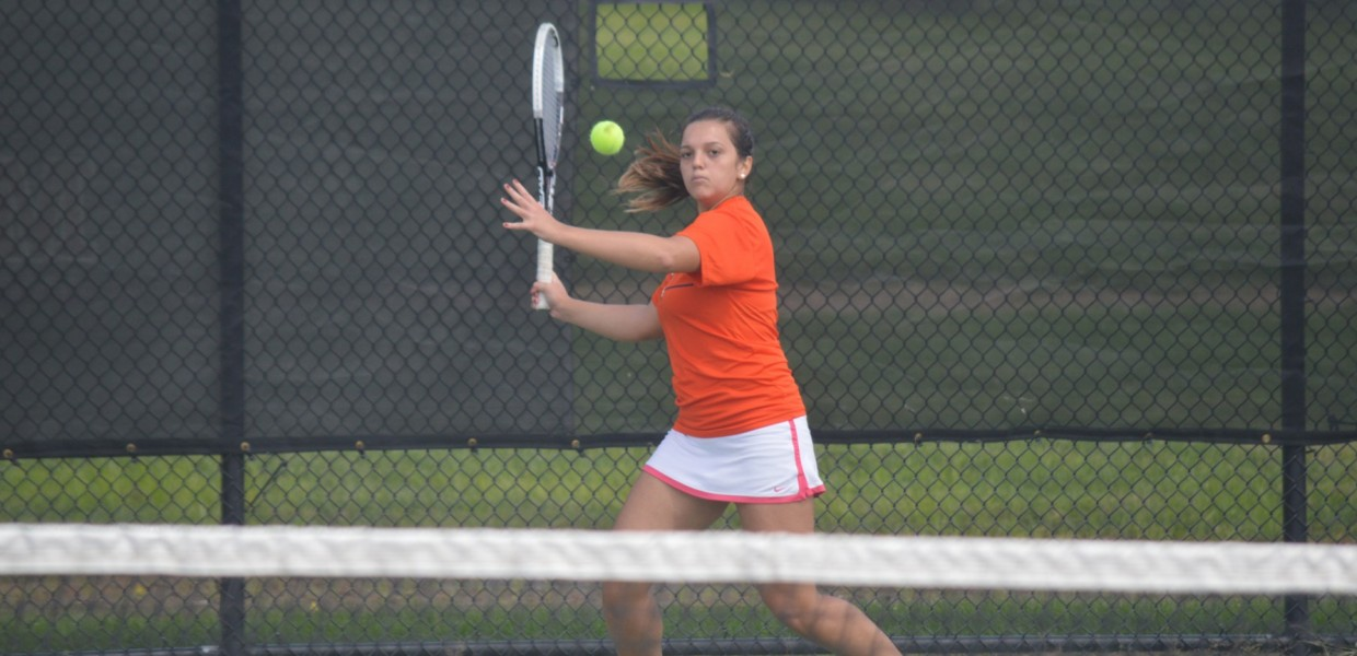 Photo for Lilian Blasque Named Tennis All-American