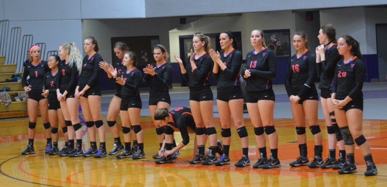 Photo for Women's Volleyball Earns AVCA Academic Honor
