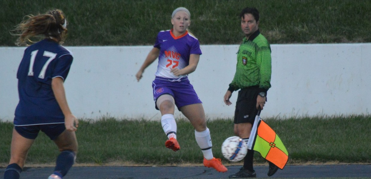 Photo for Both Viking Soccer Teams Lost at Home to MidAmerica Nazarene