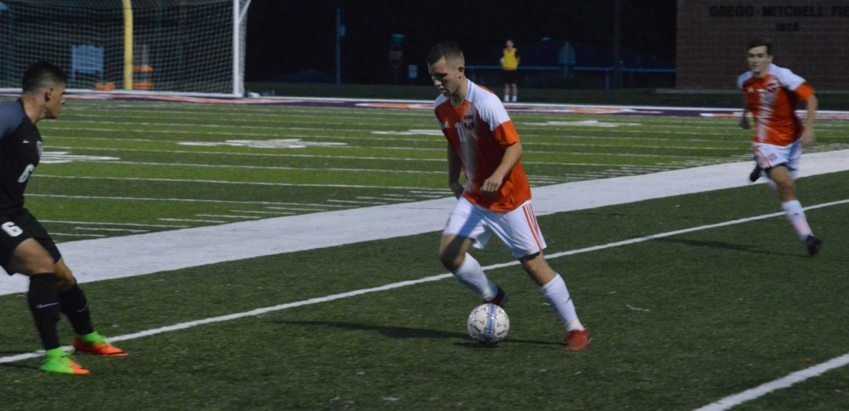 Photo for Soccer Teams Split Heart Doubleheader at Benedictine