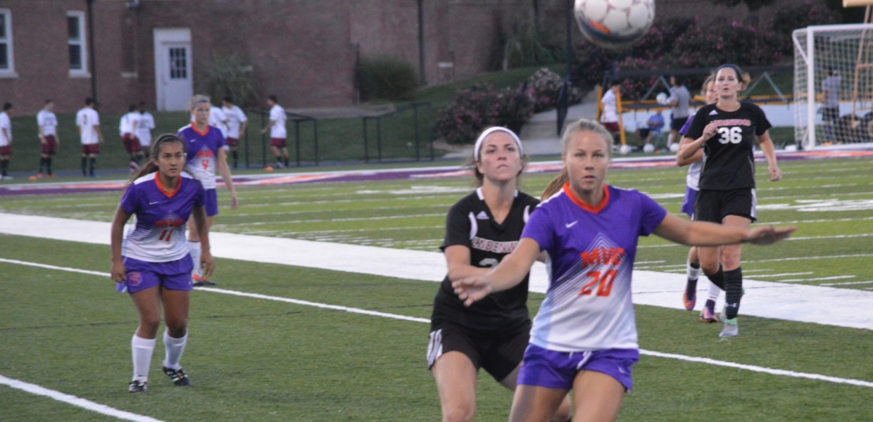 Photo for Women's Soccer Falls to No. 15 Benedictine on the Road