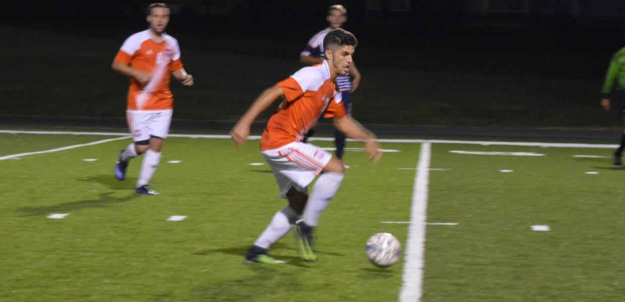 Photo for No. 8 Viking Men's Soccer Plays No. 1 Oklahoma Wesleyan to a Tie