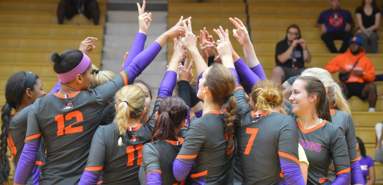 Photo for Women's Volleyball Now Ranked in Coaches' Poll