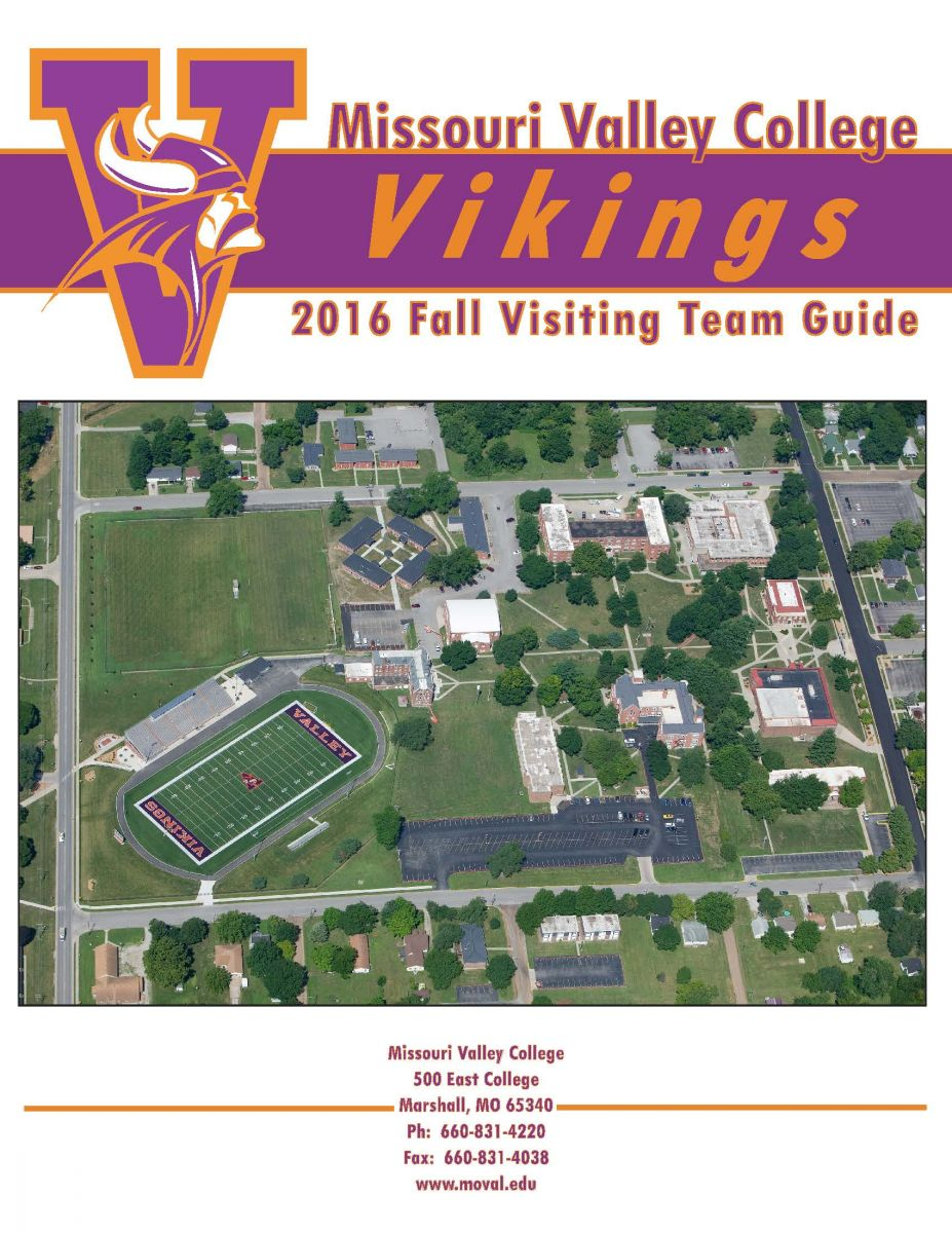 Valley College Edu >> Visitor S Guide Missouri Valley College